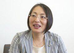 園田学園女子大学 人間健康学部 人間看護学科 准教授 大納 庸子先生写真